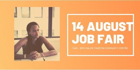 August Job Fair - NEW Employment Services  tickets