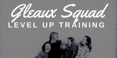 August Level Up Training