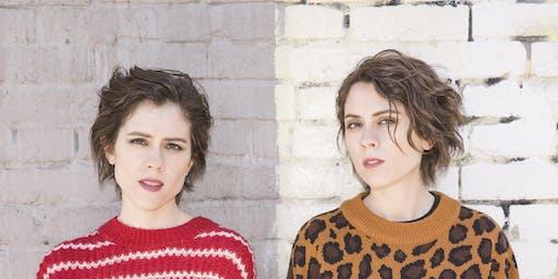 Tegan & Sara at Barnes & Noble The Grove