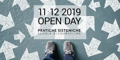 OPEN DAY - CORSO DI COUNSELING 2020