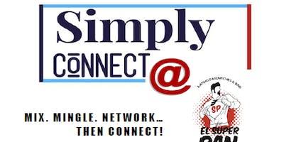 Simply Connect @ El Super Pan