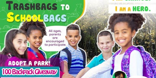 Trashbags to Schoolbags