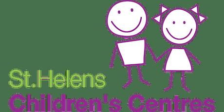 Treasure Hunt - Moss Bank Children's Centre tickets