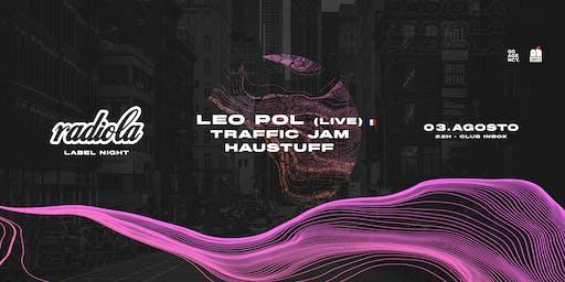Radiola Label Night @ Clube Inbox