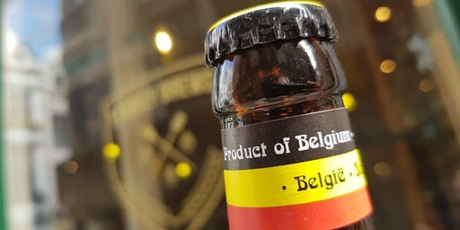 Belgian National Day - Beertasting