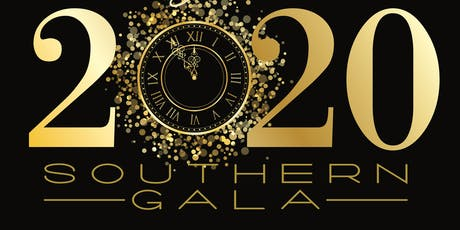 New Year's Eve 2020 Southern Gala tickets