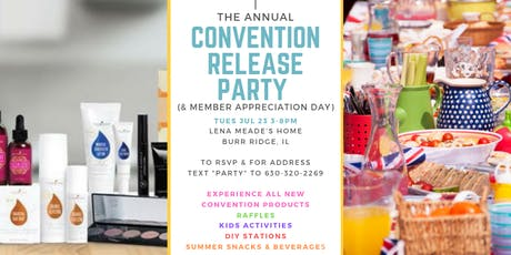 YL 2019 Convention Release Party & Member Appreciation Event tickets