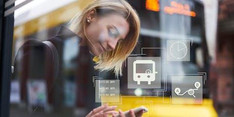 Le numérique au service de la mobilité: quelles opportunités, quels défis? billets