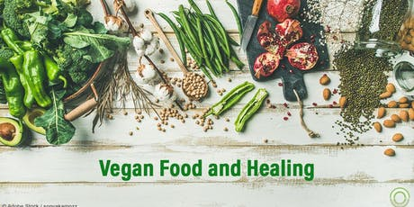 Healing Experience with Persian Vegan food tickets