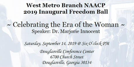 West Metro NAACP Freedom Ball tickets
