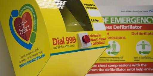 Defibrillator Awareness Session