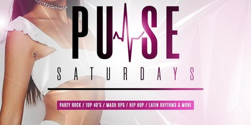 PULSE SATURDAYS THE OFFICIAL LAUNCH PARTY | INSIDE RUSTED MULE LOUNGE | FREE B4 11PM W/ RSVP