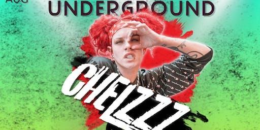 DIRTY MARTINI DC PRESENTS: CHELZZZ + SPECIAL GUESTS - [RFTU Tour Series] HIP-HOP Showcase