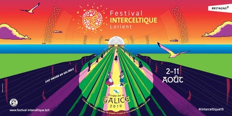 Festival Interceltique de Lorient / Daytrip to Lorient Interceltic Festival billets