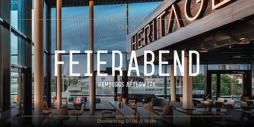 FEIERABEND im August - Hamburgs Afterwork