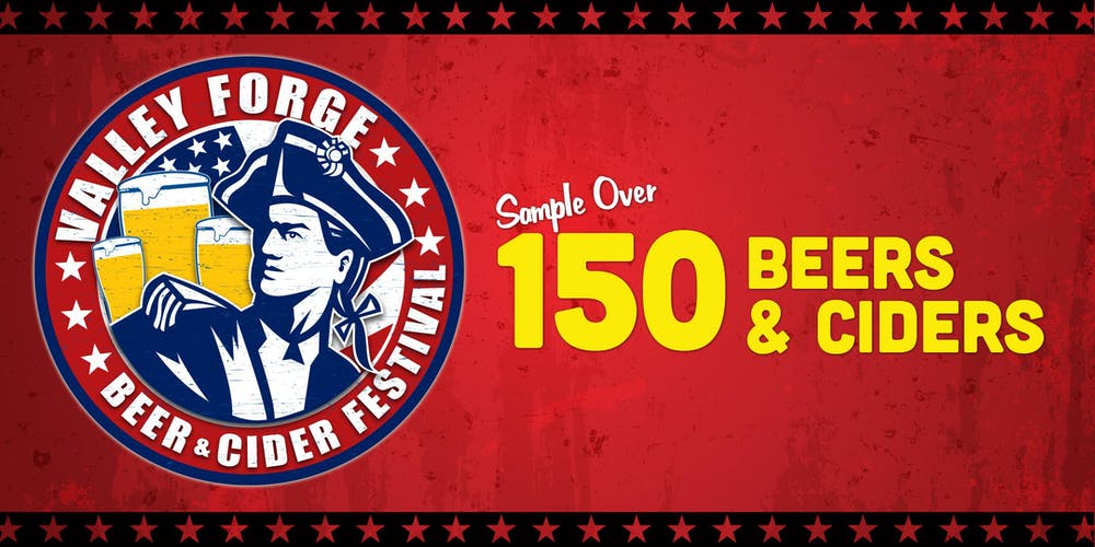 Image result for valley forge beer & cider festival