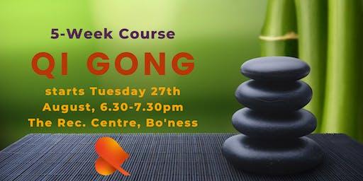 Qi Gong - 5-Week Course - Bo'ness
