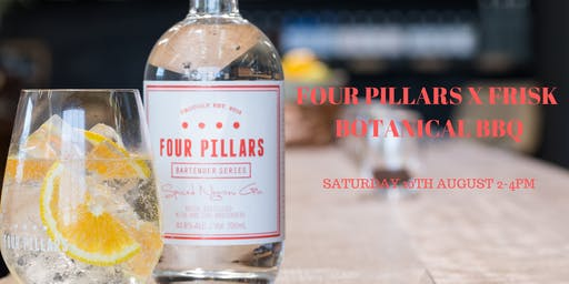 Four Pillars x Frisk Botanical BBQ
