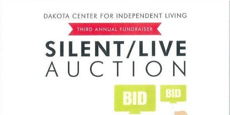 Silent/Live Auction for people with disabilities tickets