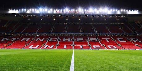 Manchester United FC v Aston Villa FC - VIP Hospitality Tickets tickets