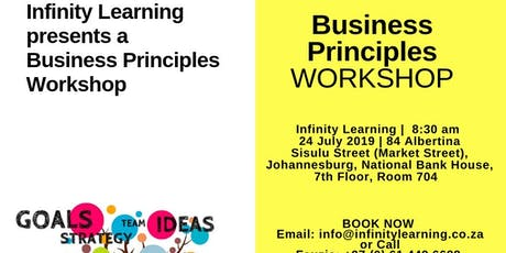 Business Success Principles tickets