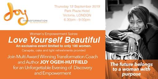 Womens Empowerment Soiree 'Love Yourself Beautiful'