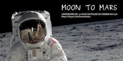 Aniversário de 50 anos do pouso do Homem na Lua