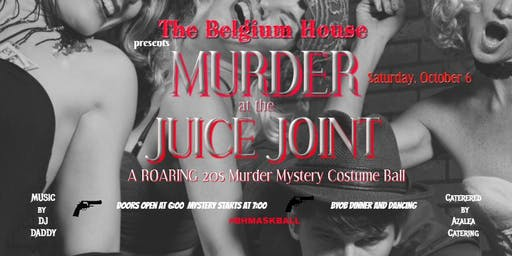 Murder at The Juice Joint