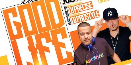 Good Life After Work Fridays at Jimmy's w/ DJ Prostyle $ DJ Precise  tickets