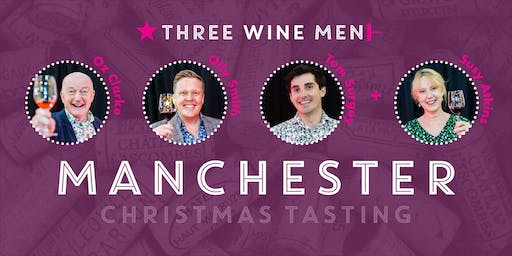 Three Wine Men Manchester Christmas Tasting