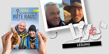 LESUNG: Heinz Galling und Horst Hennings Tickets