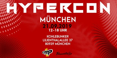 HYPERCON Sneakerconvention München  Tickets