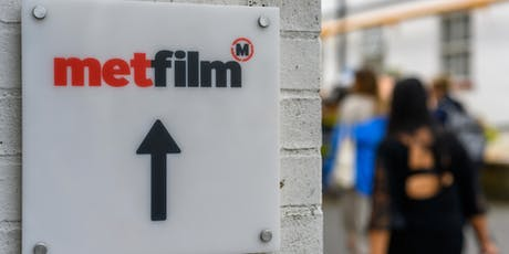 MetFilm School Short Course Open Evening - Thursday 5 September 2019 tickets