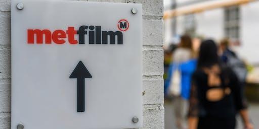 MetFilm School Short Course Open Evening - Thursday 5 September 2019