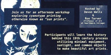 Cyanotype Photography Workshop tickets
