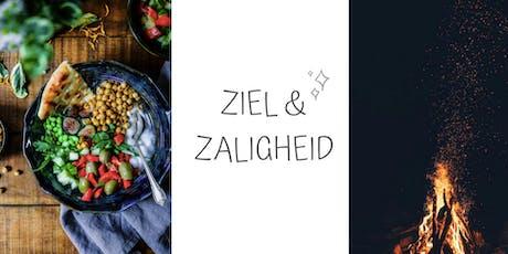 Ziel & Zaligheid  tickets