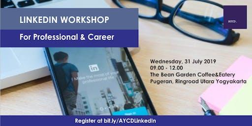 LinkedIn Workshop for Professional & Career
