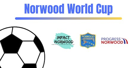 Norwood World Cup 2019 tickets