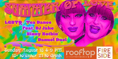 "Surge - LGBTQ+ Tea Dance - ""Summer of Love"" tickets"