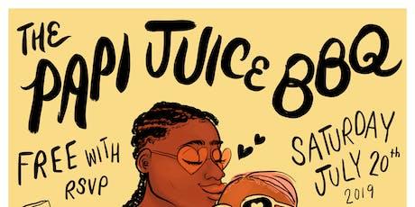 Papi Juice BBQ w/ Oscar Nñ, Adam R & Surprise Guests @ Elsewhere tickets