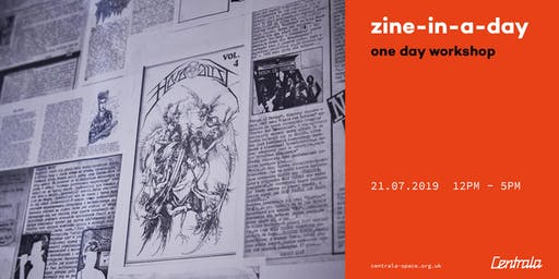 Zine in-a-day workshop