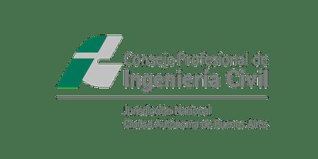 Seminario de Pisos Industriales de Hormigón: introducción al diseño, construcción y mantenimiento entradas