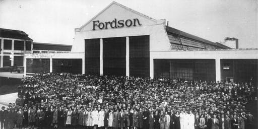 Memories of the line: (Cork Ford Factory)