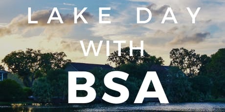 Lake Day With BSA tickets