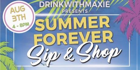 Summer Forever Pop Up Shop tickets
