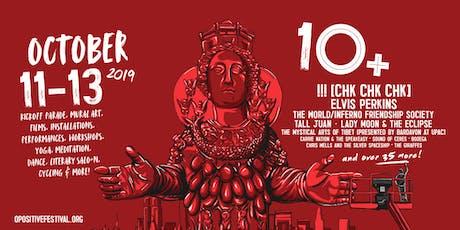 10th Annual O+ Kingston tickets
