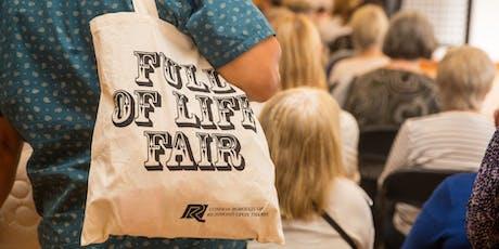 Full of Life Community Action Mini Fair - Barnes tickets