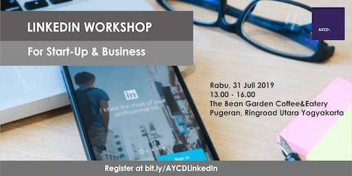 LinkedIn Workshop for Business & Start-Up