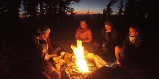 Equine Guided Teen Camping Summit