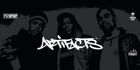 Artifacts: 25th Anniversary.  Tickets